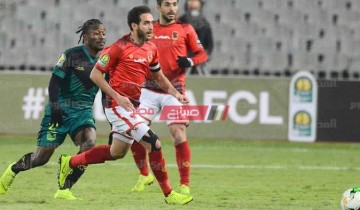 نتيجة وملخص مباراة الأهلي وفيتا كلوب دوري أبطال أفريقيا