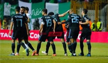 نتيجة مباراة بيراميدز وأسوان الدوري المصري