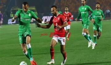 مشاهدة مباراة الأهلي والاتحاد السكندري بث مباشر الدوري المصري