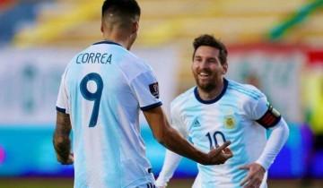 نتيجة مباراة الأرجنتين وباراغواي بطولة كوبا أمريكا