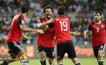 اليوم _ منتخب مصر يخضع لمسحة كورونا استعداداً لمواجهة توجو