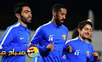 موعد مباراة العين واستقلال طهران دورى ابطال اسيا