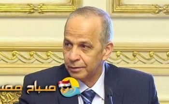 عشماوي يعقد اجتماعًا لمناقشة ما تبقى من الخطة الاستثمارية للعام المالي 2018 / 2019