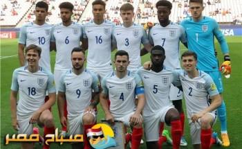 موعد مباراة انجلترا و نيجيريا والقنوات الناقلة