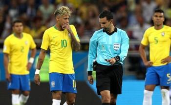 موعد مباراة البرازيل وكوستاريكا مونديال روسيا