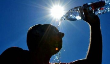 طقس غدا حار علي جميع الأنحاء والأرصاد تنصح بعدم التعرض لأشعة الشمس أثناء الصيام