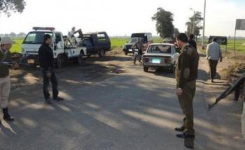 ضبط عاطل ووفاة أخر أثر تبادل إطلاق النار مع قوات الشرطة بالسويس