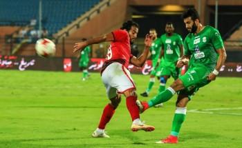 صور| الاتحاد يفوز على الأهلي برباعية في الدوري