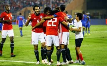 حكاية 8 مباريات جمعت منتخب مصر مع توجو قبل موقعة الليلة