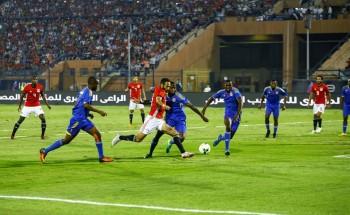 صور  مصر تفوز على سوازيلاندا برباعية في تصفيات إفريقيا