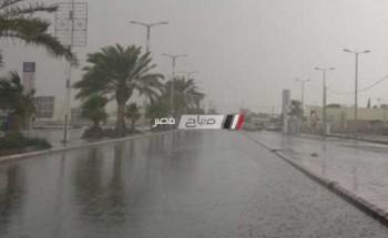 طقس غداً: تساقط أمطار غزيرة علي السواحل الشمالية وانخفاض درجات الحرارة