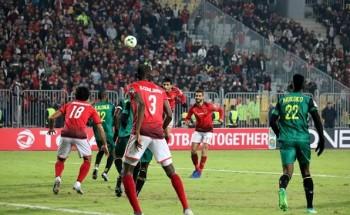 موعد مباراة فيتا كلوب والأهلي دوري أبطال أفريقيا