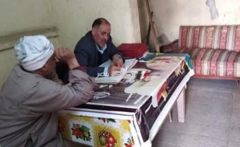 رئيس مدينة دمنهور يتفقد هندسة حى أبو الريش ضمن سلسلة جولات تفقدية لتحقيق الانضباط