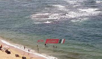 مصرع شاب غرقا في أحد شواطئ سيدي بشر بمحافظة الإسكندرية