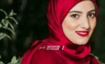 تشييع جثمان عروس توفيت قبل زفافها بايام بدمياط … فيديو