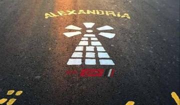 تدشين حملة (اسكندرية تستاهل) للمطالبة باستكمال تطوير شوارع المدينة مثل الاستاد