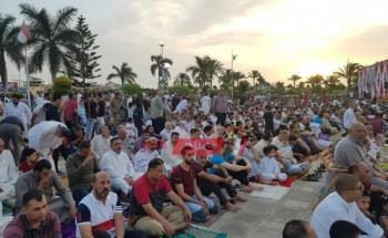 موعد صلاة عيد الأضحى 2021 في دمياط