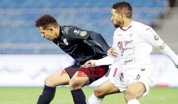 نتيجة مباراة الشباب والفيصلي بطولة الدوري السعودي للمحترفين