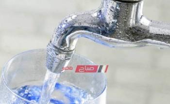 انقطاع مياه الشرب عن عدة مناطق وسط الإسكندرية بسبب كسر مفاجئ