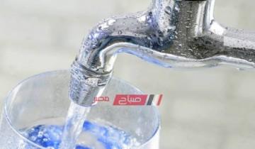 انقطاع مياه الشرب عن عدة مناطق غداً السبت بالإسكندرية تعرف عليها