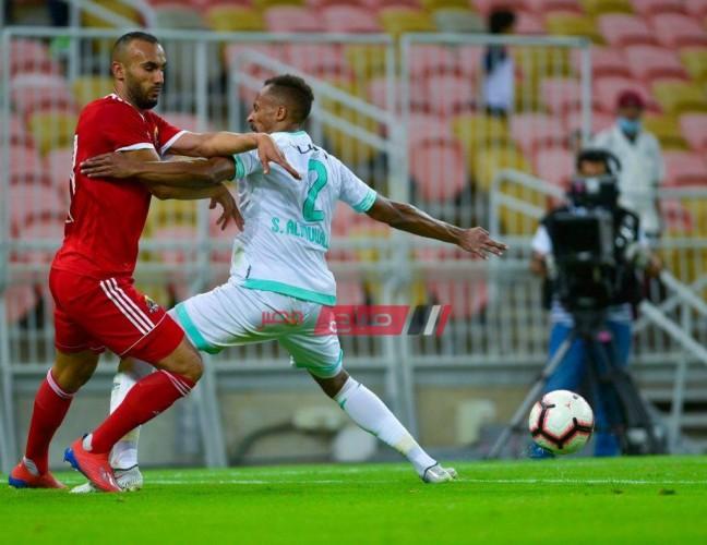 موعد مباراة الأهلي والوحدة الدوري السعودي للمحترفين - صباح مصر