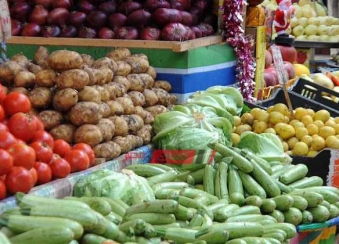 أسعار كل أنواع الخضار اليوم الجمعة 14-2-2020 في السوق المصري