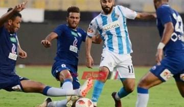 نتيجة مباراة بيراميدز وسموحة الدوري المصري
