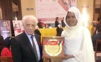 الكاتبة السودانية انعام النور تفوز بجائزة المرأة العربية للإبداع