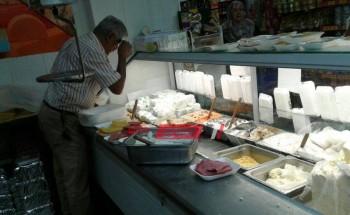 حملة تموينية في الوادي الجديد و ضبط علب سجائر وزيت طعام مجهولين المصدر