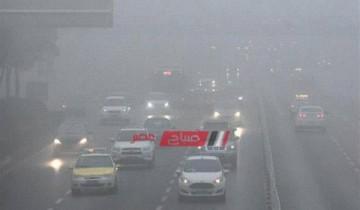 تعرف علي توقعات حالة الطقس غدا علي جميع محافظات مصر