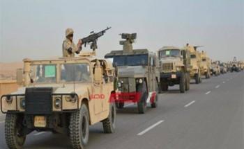 القوات المسلحة المصرية تدشن رابطا الكترونيا لتقديم الخدمات الخاصة بإدارة السجلات العسكرية 2020