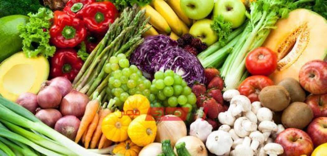 أسعار الفاكهة اليوم الخميس 10-6-2021 في السوق المصري