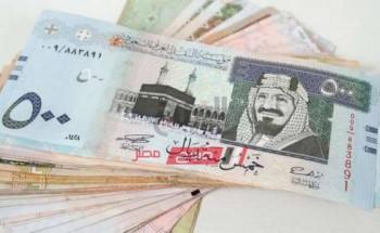 سعر الريال السعودي اليوم الأثنين 17-8-2020 في مصر