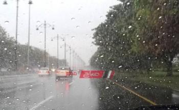 ننشر خريطة تساقط الأمطار غداً والمحافظات المعرضة لطقس غير مستقر