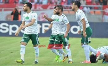نتيجة مباراة المصري وغزل المحلة اليوم الدورى المصري