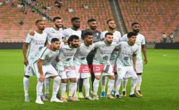 نتيجة مباراة الأهلي والاتحاد الدوري السعودي للمحترفين