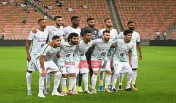 نتيجة مباراة الأهلي وأبها بطولة الدوري السعودي للمحترفين