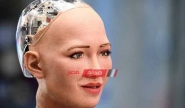 كل ما تريد معرفته عن الروبوت صوفيا بعد مشاركتها في منتدى شباب العالم