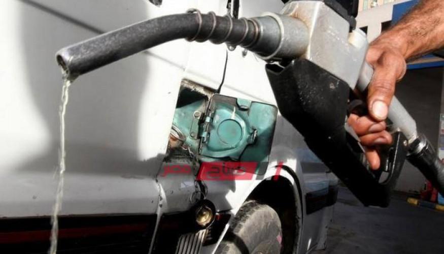 أسعار البنزين والسولار اليوم الثلاثاء 23-2-2021 في مصر