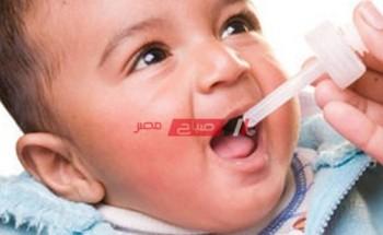 انطلاق الحملة القومية للتطعيم ضد شلل الأطفال في الإسكندرية