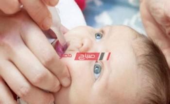 تطعيم 98.5% من المستهدفين ضد شلل الأطفال في محافظة الإسكندرية