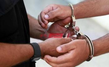 البحث الجنائى بأمن دمياط تمكن من ضبط تشكيل عصابى تخصص فى إرتكاب جرائم سرقات المساكن