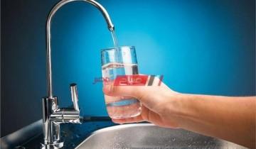 انقطاع مياه الشرب غدا عن بعض المناطق في الإسكندرية – تعرف عليها