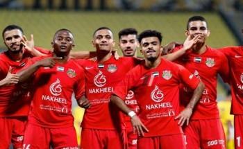 موعد مباراة شباب الأهلي دبي وباختاكور دوري أبطال آسيا والقنوات الناقلة