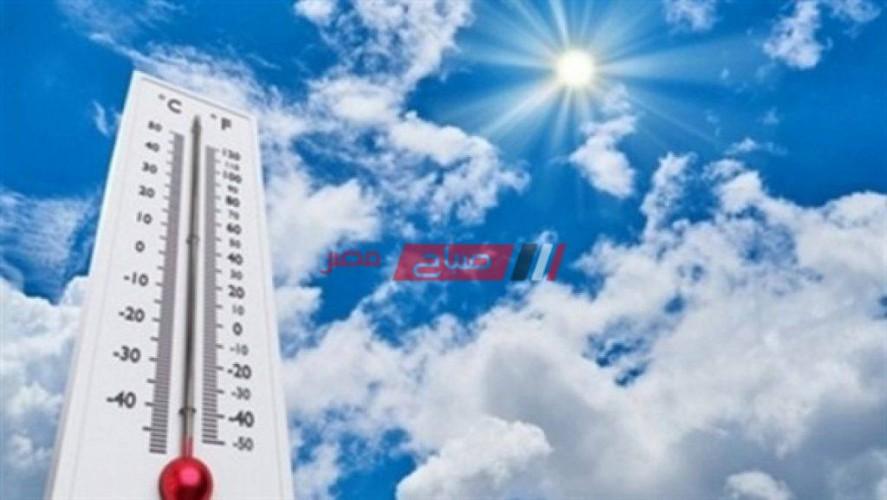 الطقس اليوم الأثنين 6-4-2020 في مصر