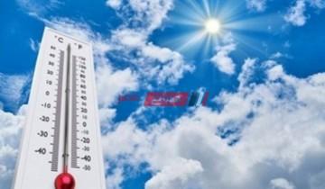 ننشر توقعات الأرصاد الجوية عن حالة الطقس غداً الأربعاء في مصر