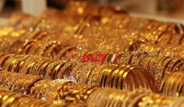 أسعار الذهب اليوم الأثنين 26-10-2020 في مصر