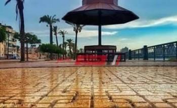 موعد نوة الفيضة الصغرى على محافظة دمياط وتوقعات بأمطار غزيرة