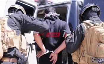 القبض على شخصين بتهمة قتل مواطن فى قنا