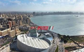 طقس الإسكندرية اليوم الخميس 15-4-2021 وتوقعات درجات الحرارة